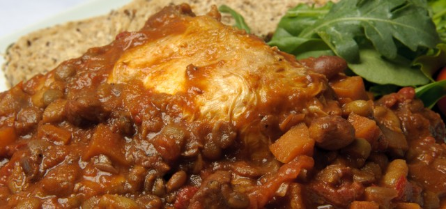 Chicken & Chorizo Cassoulet