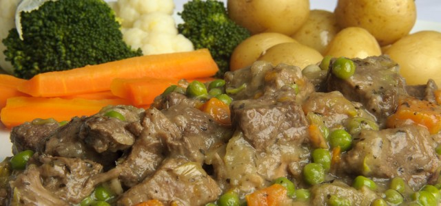 Lamb and Mint Casserole