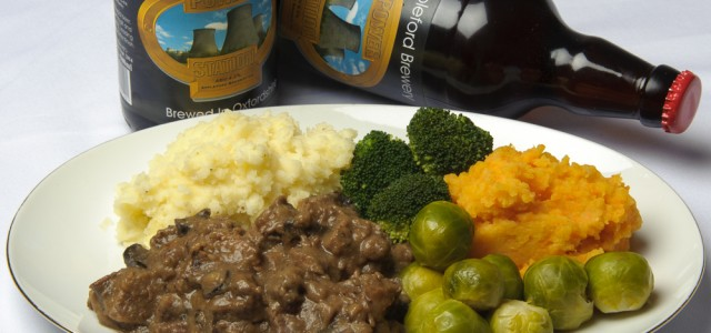 Steak and Kidney Casserole