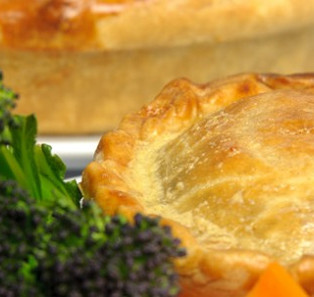 Hand Made Pie – Chicken and Mushroom Pies